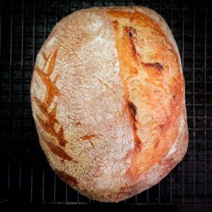 Pão Caseiro sem Sova